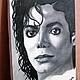 Люди, ручной работы. Картина Майкл Джексон. Velerti-Art. Интернет-магазин Ярмарка Мастеров. Майкл джексон, искусство, интерьер