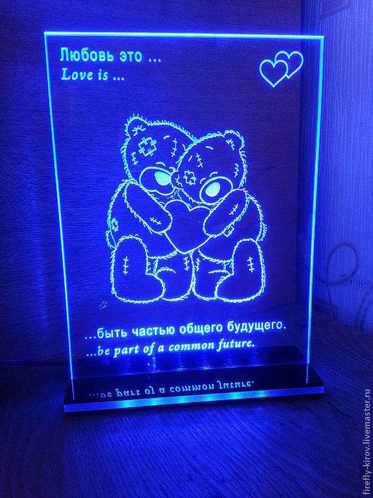 Мишки Тедди с сердцем