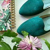 Обувь ручной работы handmade. Livemaster - original item Mules