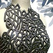 Одежда ручной работы. Ярмарка Мастеров - ручная работа Корсет шёлковый ПЕТЕРБУРГ. Handmade.