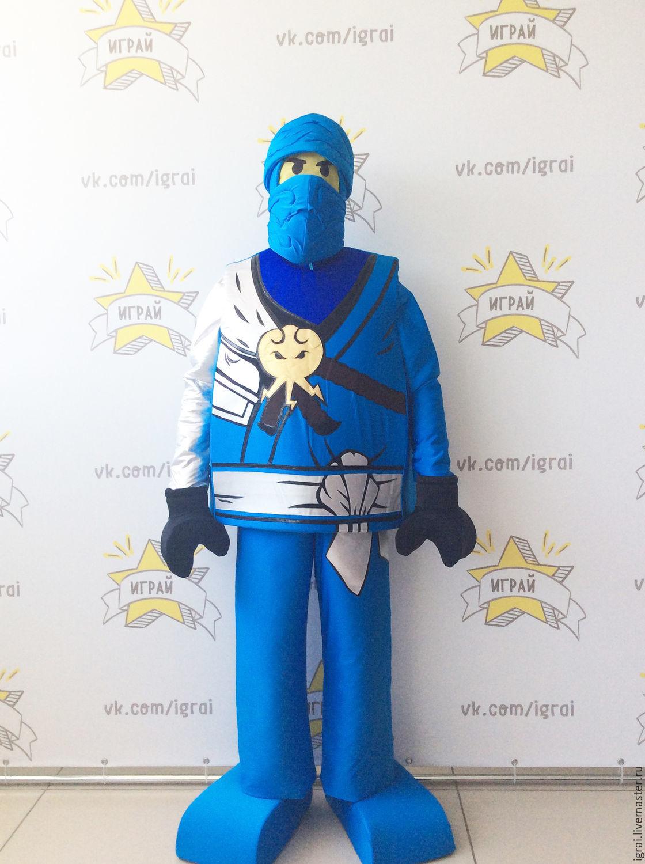 Buy Lego Ninjago Blue Jay costume (close helmet) ... & Lego Ninjago Blue Jay costume (close helmet) u2013 shop online on ...
