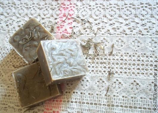 """Мыло ручной работы. Ярмарка Мастеров - ручная работа. Купить Мыло с  фенхелем и розмарином, мыло """"с нуля"""".. Handmade."""