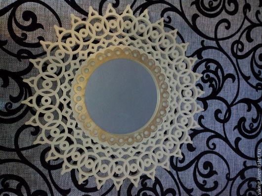 Зеркала ручной работы. Ярмарка Мастеров - ручная работа. Купить Рама для зеркала или фото на стену. Handmade. Зеркало, на стену