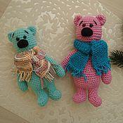 Куклы и игрушки ручной работы. Ярмарка Мастеров - ручная работа Мишка-топотыжка. Handmade.