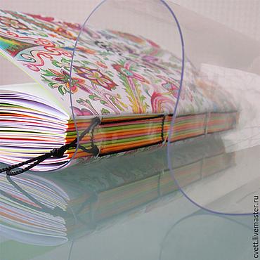 """Канцелярские товары ручной работы. Ярмарка Мастеров - ручная работа SOULBOOK-ART """"AQUARELLE 01"""". Handmade."""