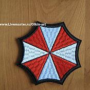 Субкультуры handmade. Livemaster - original item Badge umbrella Corporation (umbrella).. Handmade.