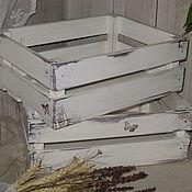 """Ящики ручной работы. Ярмарка Мастеров - ручная работа Ящики для хранения """" Лето в Провансе """". Handmade."""