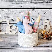 Куклы и игрушки ручной работы. Ярмарка Мастеров - ручная работа Тильда морская коллекция (малая). Handmade.