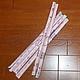 Другие виды рукоделия ручной работы. Проволока флористическая №24, 26, 28, 30 в бумажной обмотке. Кокоро. Ярмарка Мастеров.