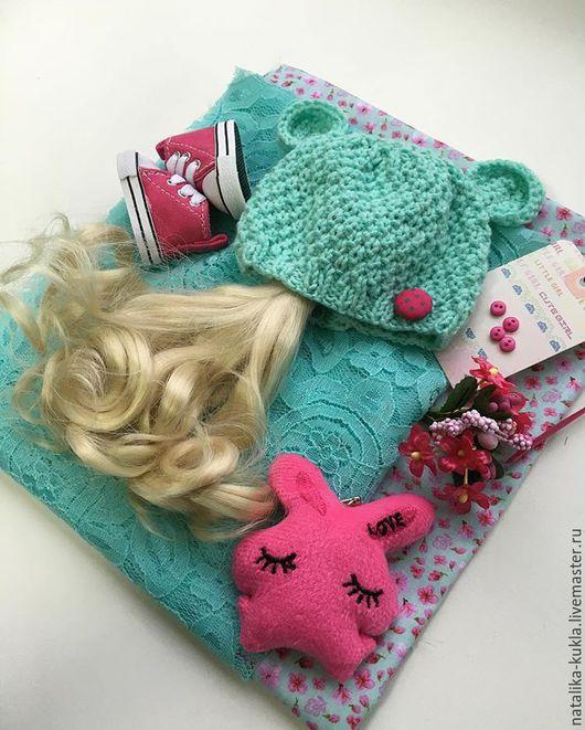 Куклы и игрушки ручной работы. Ярмарка Мастеров - ручная работа. Купить Набор для создания куколки. Handmade. Комбинированный, интерьерная кукла