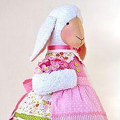 Куклы и игрушки ручной работы. Ярмарка Мастеров - ручная работа Овечка Агнешка текстильная интерьерная игрушка. Handmade.