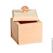 Материалы для творчества handmade. Livemaster - original item 101010S Box 10 10 10 see, for spices, tea, jewelry. Handmade.