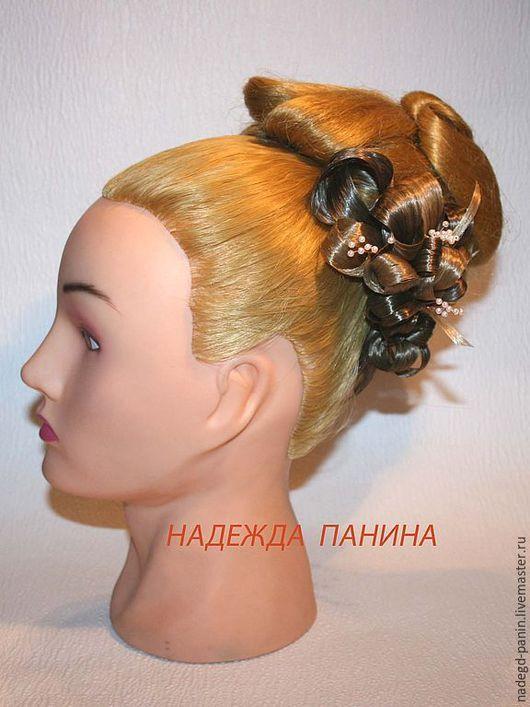 Заколки ручной работы. Ярмарка Мастеров - ручная работа. Купить Заколка для волос, постиж. № 7. Handmade. Заколка для волос