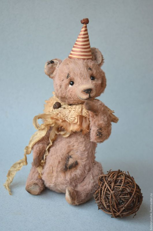Мишки Тедди ручной работы. Ярмарка Мастеров - ручная работа. Купить Принцесса цирка. Handmade. Бежевый, подарок девушке, цирк