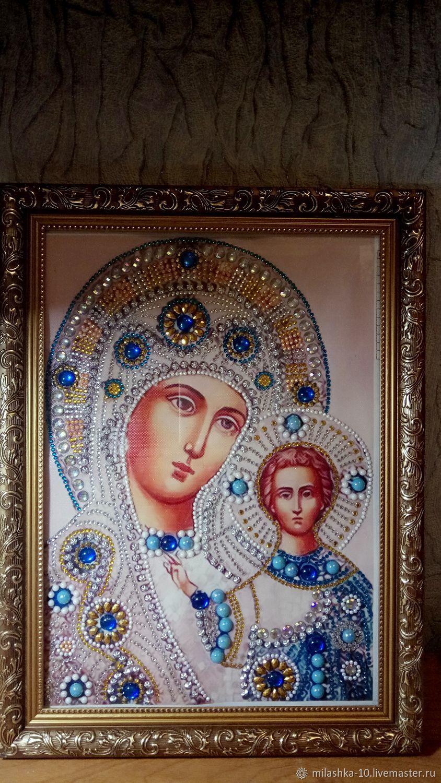 Матерь Божия Казанская, Иконы, Котово,  Фото №1