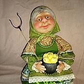 Куклы и игрушки ручной работы. Ярмарка Мастеров - ручная работа Деревенские угощения, бабушкина картошечка. Handmade.