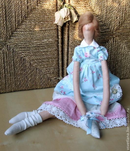 """Куклы Тильды ручной работы. Ярмарка Мастеров - ручная работа. Купить Куколка """"Romance"""" (в стиле Шебби шик). Handmade."""