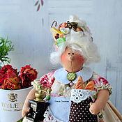 Куклы и игрушки ручной работы. Ярмарка Мастеров - ручная работа Толстушка ........... Handmade.