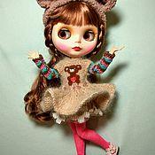 Куклы и игрушки ручной работы. Ярмарка Мастеров - ручная работа Комплект Блайз Мишка. Handmade.