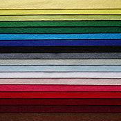 Материалы для творчества ручной работы. Ярмарка Мастеров - ручная работа Фетр листовой полушерстяной Испания. Handmade.