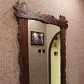 Для дома и интерьера handmade. Livemaster - original item Mirror in a frame. Handmade.