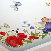 """Картины и панно ручной работы. Ярмарка Мастеров - ручная работа """"Sogni Rosei"""", """"Сладостные Грёзы"""". Handmade."""
