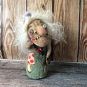 Куклы и игрушки ручной работы. Ярмарка Мастеров - ручная работа Бабуся Ягуся :). Handmade.