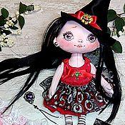 Куклы и игрушки ручной работы. Ярмарка Мастеров - ручная работа Ведьмочка 2. Handmade.
