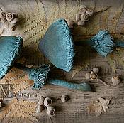 Для дома и интерьера ручной работы. Ярмарка Мастеров - ручная работа Поганки и мухоморы. Handmade.