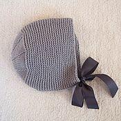 Работы для детей, ручной работы. Ярмарка Мастеров - ручная работа Детская шапочка.. Handmade.
