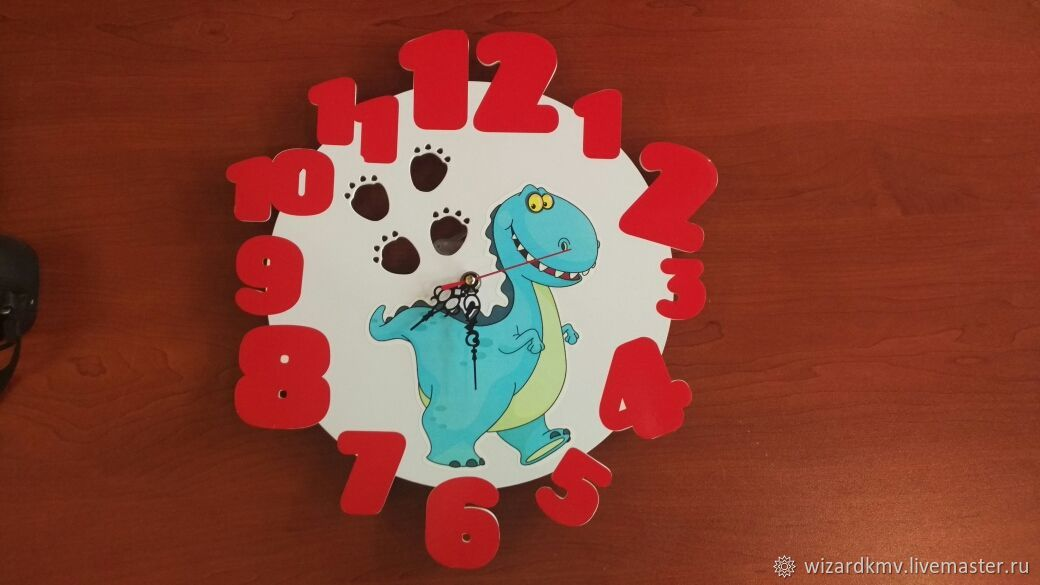 Часы детские, Часы классические, Пятигорск,  Фото №1