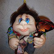 Сувениры и подарки ручной работы. Ярмарка Мастеров - ручная работа Федор, попик с ногами, кукла ручной работы. Handmade.