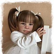 Куклы и игрушки ручной работы. Ярмарка Мастеров - ручная работа Кукла реборн из молда Andres (Андрес) by Jannie de Lange. Handmade.