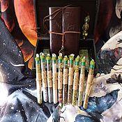 Фен-шуй и эзотерика handmade. Livemaster - original item The box of the Green Witch. Handmade.