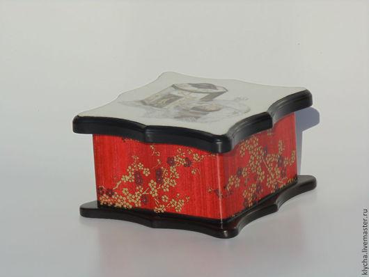 """Кухня ручной работы. Ярмарка Мастеров - ручная работа. Купить чайная шкатулка """" Китайский чай"""". Handmade. Чай"""