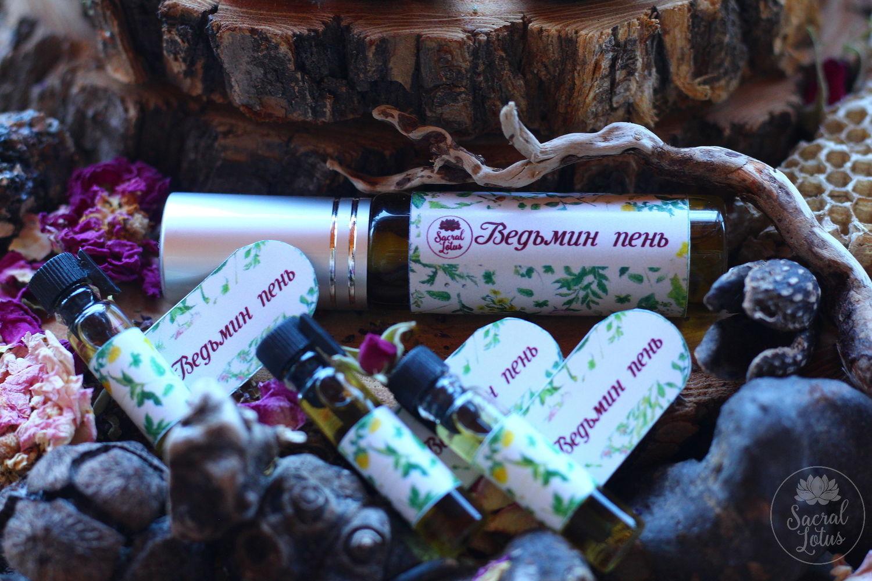 Witch stump Transforming spirits, Perfume, Goryachy Klyuch,  Фото №1