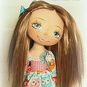 """Куклы и игрушки ручной работы. Ярмарка Мастеров - ручная работа Малышка """"Элли"""". Handmade."""