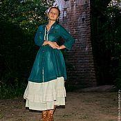 Одежда ручной работы. Ярмарка Мастеров - ручная работа Сафари из джинса. Handmade.