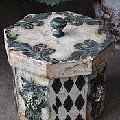 Подарки к праздникам handmade. Livemaster - original item Box ,Keeper. Handmade.