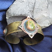 """Украшения ручной работы. Ярмарка Мастеров - ручная работа браслет """"Medieval"""". Handmade."""
