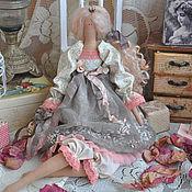 """Куклы и игрушки ручной работы. Ярмарка Мастеров - ручная работа Кукла в стиле Тильда """"Принцесса песочных замков"""". Handmade."""