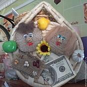 Для дома и интерьера ручной работы. Ярмарка Мастеров - ручная работа оберег семейное счастье. Handmade.