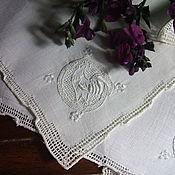 Винтаж handmade. Livemaster - original item Set napkins