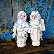 Куклы и игрушки ручной работы. Ярмарка Мастеров - ручная работа Ангелы.оберег.подарок на Пасху. Handmade.