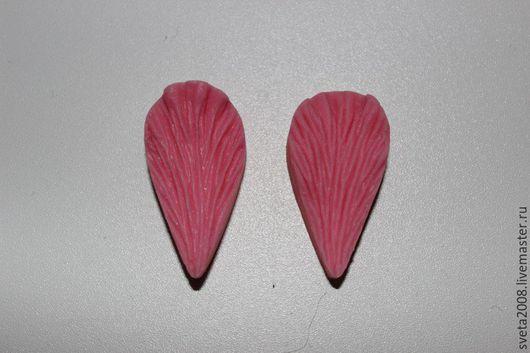 Другие виды рукоделия ручной работы. Ярмарка Мастеров - ручная работа. Купить Лепесток двухсторонний. Вайнеры для лепки. Handmade.