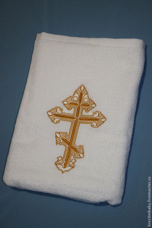 Baptismal towel, Baptism towel, Moscow,  Фото №1
