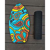 Для дома и интерьера handmade. Livemaster - original item Balance Board Cucumbers ))). Handmade.