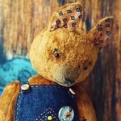 """Куклы и игрушки ручной работы. Ярмарка Мастеров - ручная работа Лис """"Друг детства"""". Handmade."""