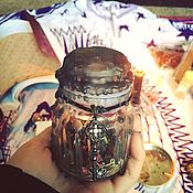 Фен-шуй и эзотерика handmade. Livemaster - original item WITCH`S BOTTLE