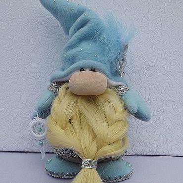 Куклы и игрушки. Ярмарка Мастеров - ручная работа Игрушки: Интерьерный гном.. Handmade.
